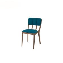 현대 패브릭 살이 포동 포동하게 찐 실내 의자