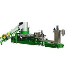 PE film granulator equipment with Single Screw plastic extr