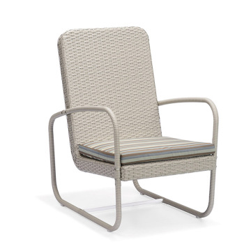 Outdoor Rattan Woven Lounge Chairs Furniture