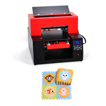 Máquina de impressão DX5 cabeça espuma Eva