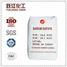 Sulfato de bario precipitado Baso4 para Masterbatch