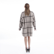 New styles Woman's Cashmere Coat