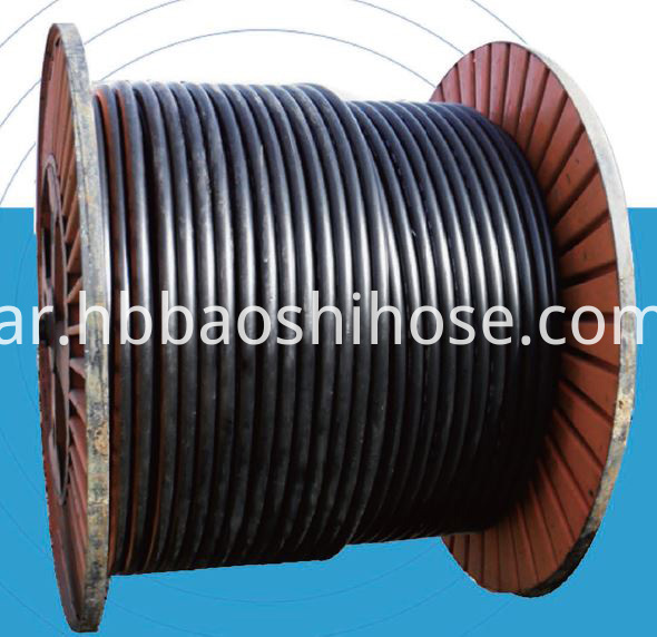 Composite Gas Hose