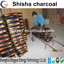 Smokeless star Round charcoal for shisha