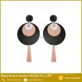 Suppler Dop Plastic Acrylic Earring Manufacturer Evil Eye Jewelry Earring Piercing Emoji Earring Jewelry