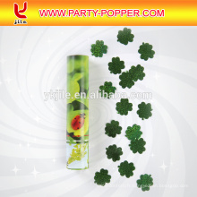 2016 Confetti Cannon Factory Biodégradable Confetti Party Poppers