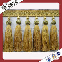 tassel trim and frings for curtain or lamp shades