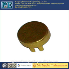 Componentes electrónicos de latón estampados a la medida