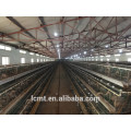Hot galvanized duck cages for duck breeding automatic equipment