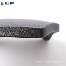 NIJ IV UHMWPE ceramic composite hard ballistic plate infrared ceramic plate