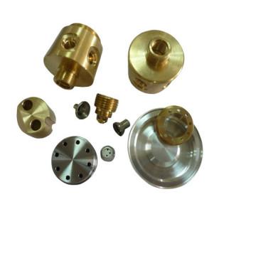 Pièces de machines CNC / Pièces métalliques de précision de haute qualité par processus d'usinage CNC (ATC112)