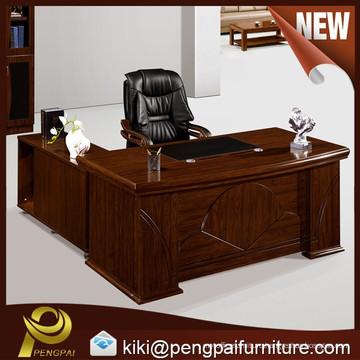 export popular model boss/staff/executive office table with high quality