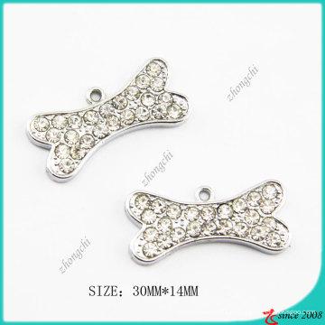 Joyería para mascotas Perno de hueso para perros Collar para mascotas (SPE)