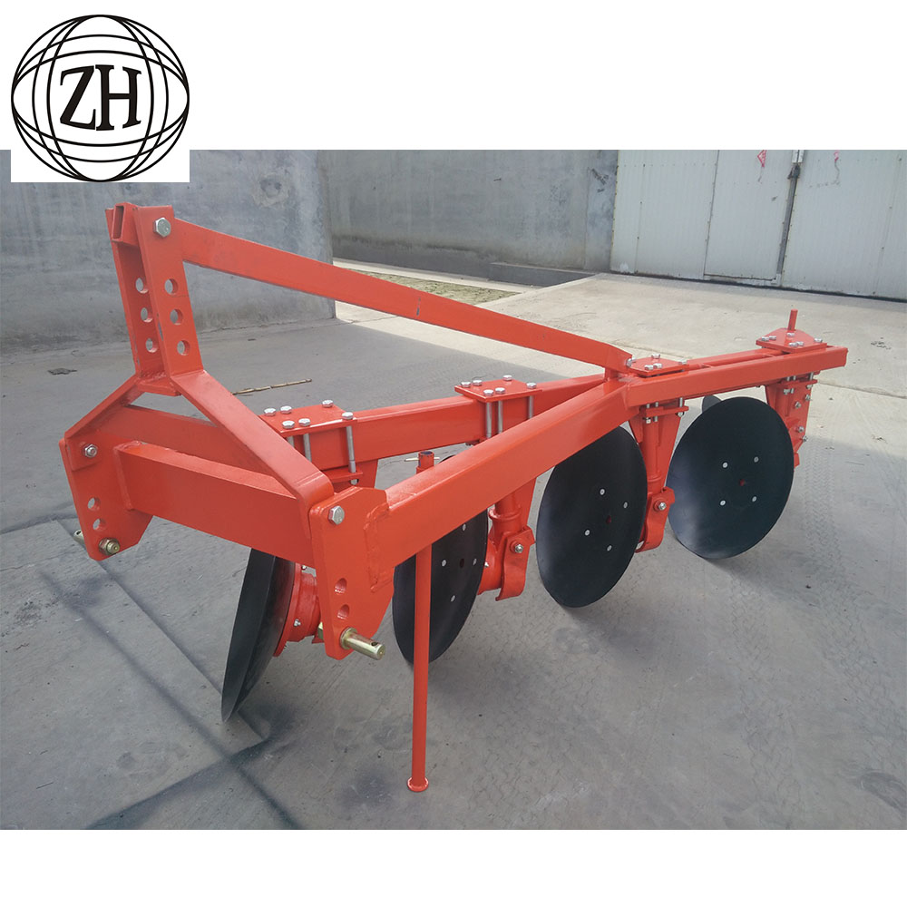 Mini Disc Harrow for Mini Tractor