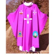 Fábrica feita Igreja e coro Robe
