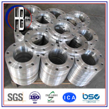 Raccords de tuyaux à bride en acier inoxydable Divers Design OEM