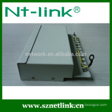 1u 10inch 12 port cat6 rj45 stp blank patch panel