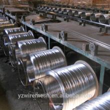 Diretamente na fábrica, vendendo fio de amarração galvanizado