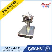 L'aluminium adapté aux besoins du client Précision de pièces de rechange de décoration de moulage mécanique sous pression Pièces de moulage mécanique sous pression