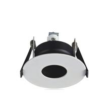 Accesorio de lámpara de luz descendente G5.3 GU10 con recorte de 70 mm