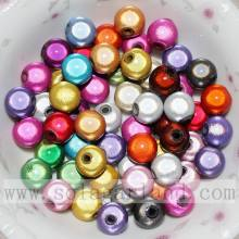 Factory directly provide for Faceted Round Beads Fantastic Miracle beads round jewelry design accessory beads supply to Mexico Factories