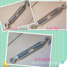 Galvanized Iron Commercial Type Turnbuckle