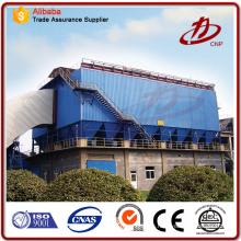 Equipos para colectores de polvo de pulso Diseño de filtro de polvo