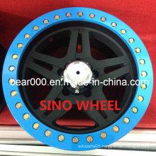 High Quality 17X9 Alloy Beadlock Wheel