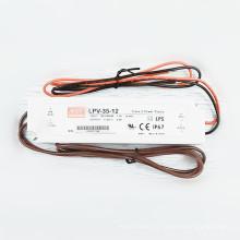 Transformador de MW 35W 12V LED clase 2 LPV-35-12