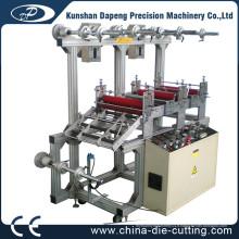Machine à stratifier à bande électrique en PVC (DP-420)