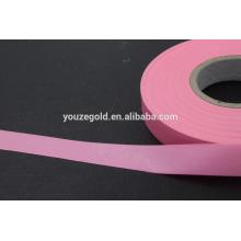 PVC Green Tree Plastic Tie Tape color