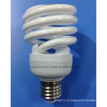 T2 espiral lámpara ahorro de energía 23W con CE