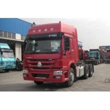 6 * 4 HOWO Heavy 375HP Truck-Tractor en venta