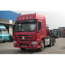 6*4 тяжелых 375ЛОШАДИНАЯ грузовик-тягач марки HOWO для Сбывания