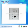 large format dynamic focus laser galvo scanner CO2 10600nm laser