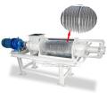 dairy farming cow manure dewaterer machine/chicken manure extrusion machine/cow dung manure screw press separator