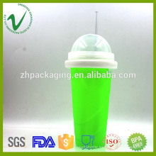Alimentos de grado de agua potable botella de plástico botella joyshaker al por mayor