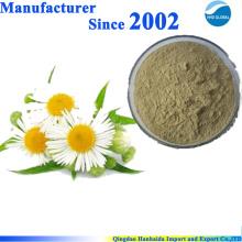 Pó orgânico natural do extrato da flor da camomila de 100%