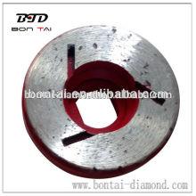 Diamant-Schleifscheibe zum Kanten- und Fasenschleifen
