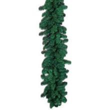 Guirlande de pin étincelante pré-allumée avec 100 lumières incandescentes claires (MY205.445.00)