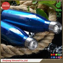 500ml 18/8 Edelstahl Cola Wasserflasche (SD-8007)