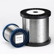 Fabricant professionnel de fil d'acier inoxydable de la Chine (304 316 316L)