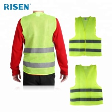 Working Clothes Provides High Visibility Warning Safety Vest