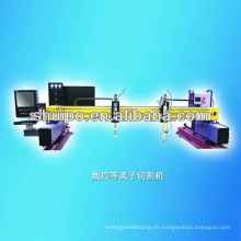 CNC Plasma / Flame Cutting Machine (cortadora de metal)