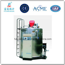 Lss Vertical Diesel Steam Boiler