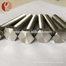 titanium fastners bolts nuts gr2 gr5 din934 hex nut m34