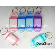 Tarjeta de señalización y etiquetas clave de plástico (DR-Z0212) D