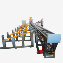 High Performance Hydraulic Rebar Shearing Production Line