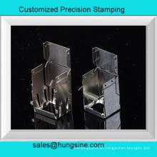 Chapa de la precisión de acero del OEM que sella para la pieza trabajada a máquina