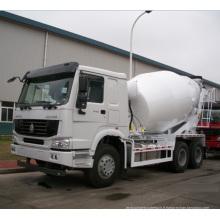 Camion de mélangeur concret de Sinotruk HOWO pour le Moyen-Orient (QDZ5250GJBA)
